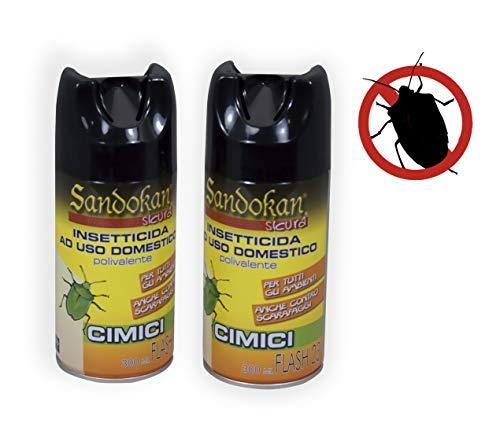Il migliore insetticida per cimici asiatiche in casa