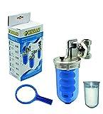 takestop® Dosatore Polifosfati 1/2' con by-Pass Orientabile Dosafer Filtro Anticalcare Ruotabile...