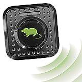 ISOTRONIC Repellente per topi e ratti | Spina a ultrasuoni | 230 V | Deterrente per roditori | Senza...