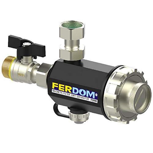 Filtro defangatore magnetico sottocaldaia Ferdom FD090