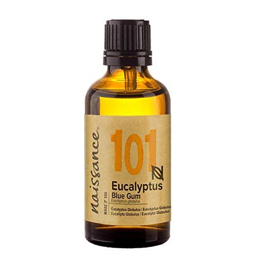 2) Olio essenziale di eucalipto