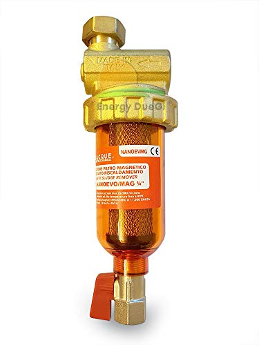 Defangatore filtro magnetico salvaspazio EUROACQUE