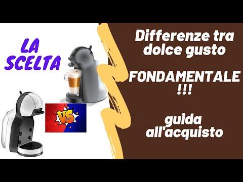 💣 DOLCE GUSTO Guida all'Acquisto Macchina!☕ scopri le differenze tra le varie macchine del caffè 💰💸