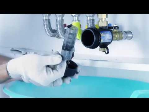 Come installare e manutenere un defangatore magnetico MG1
