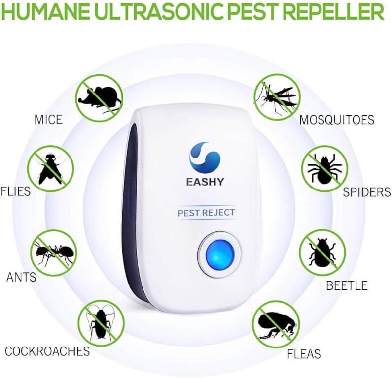 migliori ultrasuoni per topi da interno