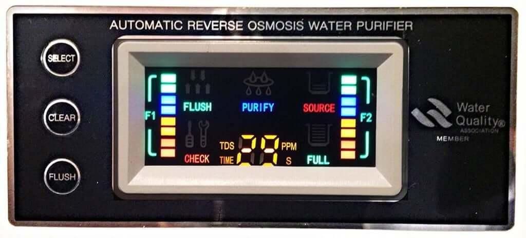 Centralina osmosi inversa