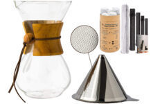 Caraffe filtranti in vetro