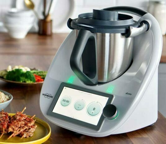 Robot da cucina tipo Bimby