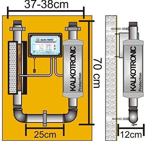 anticalcare elettronico kalkotronic
