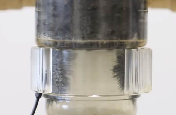 come pulire un defangatore magnetico