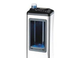 depuratore d'acqua fredda per ufficio