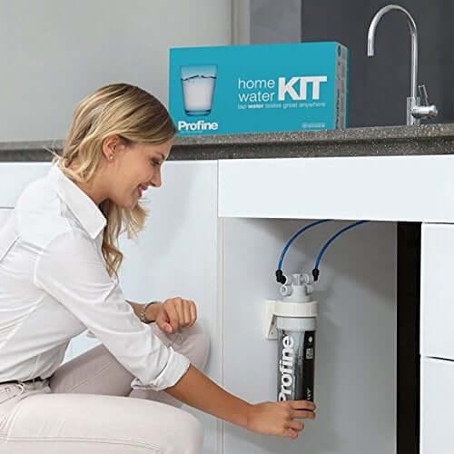 Depuratore d'acqua domestico, 3 soluzioni a confronto  Articolo