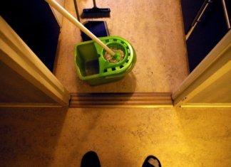 disinfettare casa topi