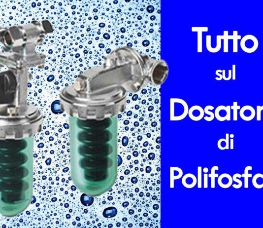 dosatore di polifosfati