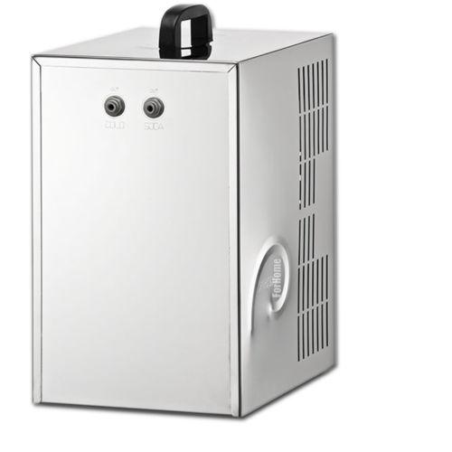 Refrigeratore e Gasatore sottobanco per ristorante e bar Refresh U270 della Zerica - 29 l/h