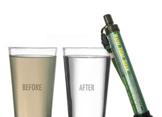 migliore depuratore acqua portatile