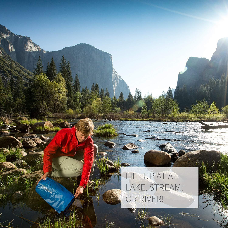 migliore potabilizzatore d'acqua da trekking