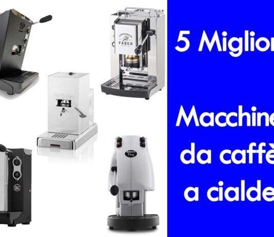 migliori macchine da caffè a cialde